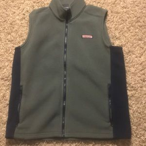 Boys Vineyard Vines Vest Size XL